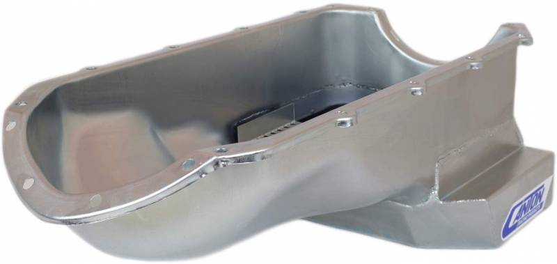 "Canton Racing Products - Canton Pontiac 8"" High Capacity Road Race Oil Pan CAN-15-444"