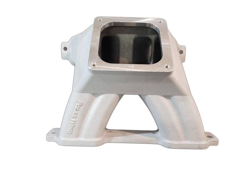 Butler Performance - Pontiac Polar Wind Intake,  4500 Series (for Edelbrock WP & KRE 380+Cyl Heads) BPI-PW-Intake