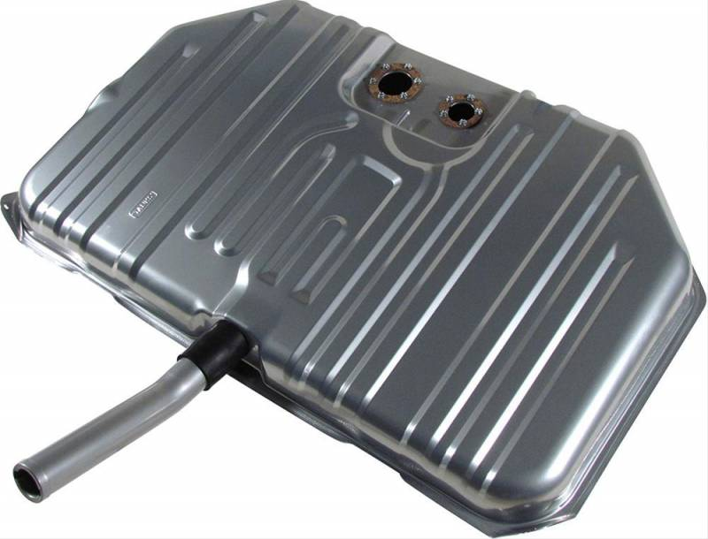 Butler Performance - 1969-1970 Pontiac GTO and Lemans Fuel Injection Gas Tank, Notched TAN-TM34DN-T