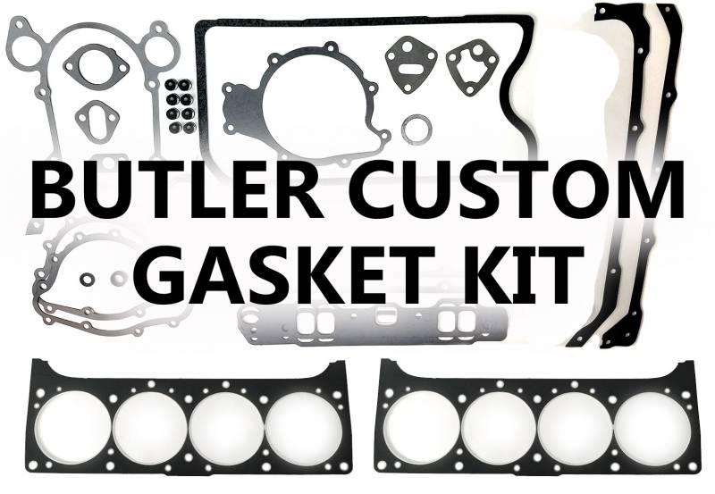 Butler Performance - Butler Custom Overhaul Engine Gasket Set- BPI-Gasket-Kit-Engine