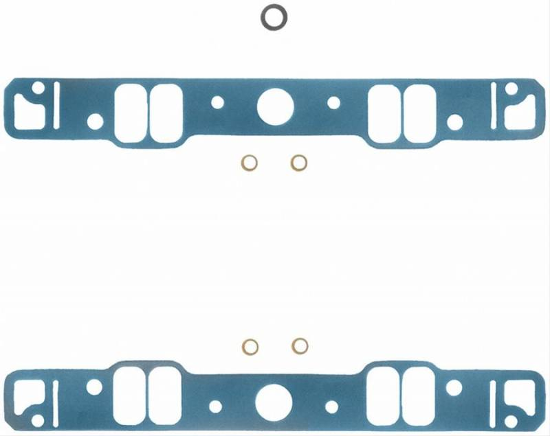 Fel-Pro - Pontiac Intake Gaskets for Pre 1965  380, 421 (except SD)-1961-64/ 326 1963-64 (Set) FPR-MS-9678-1