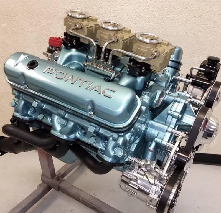 Butler Performance - Pontiac Tri-Power Efi System, Turn Key, Ready to Run System