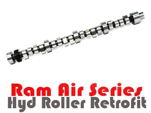 "Butler Performance - Butler Exclusive Pontiac Ram Air III""744"" Hydraulic Roller Retrofit Camshaft Camshaft,279/291224/236, .450/.450 HR115"