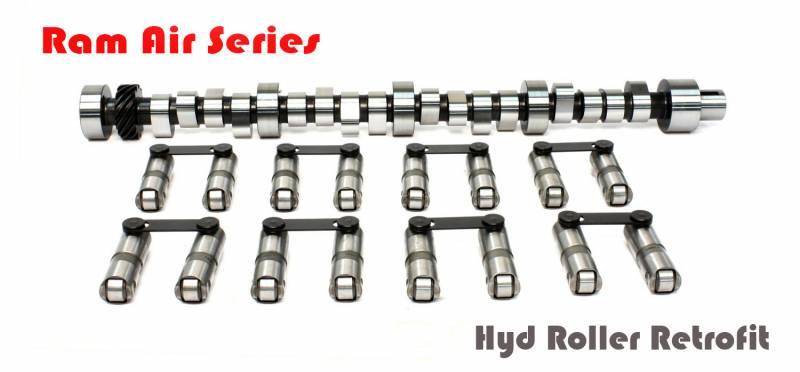 "Butler Performance - Butler Exclusive Pontiac Ram Air III""744"" Hydraulic Roller Retrofit Camshaft and Lifter Kit, 224/236, .450/.450 HR115"