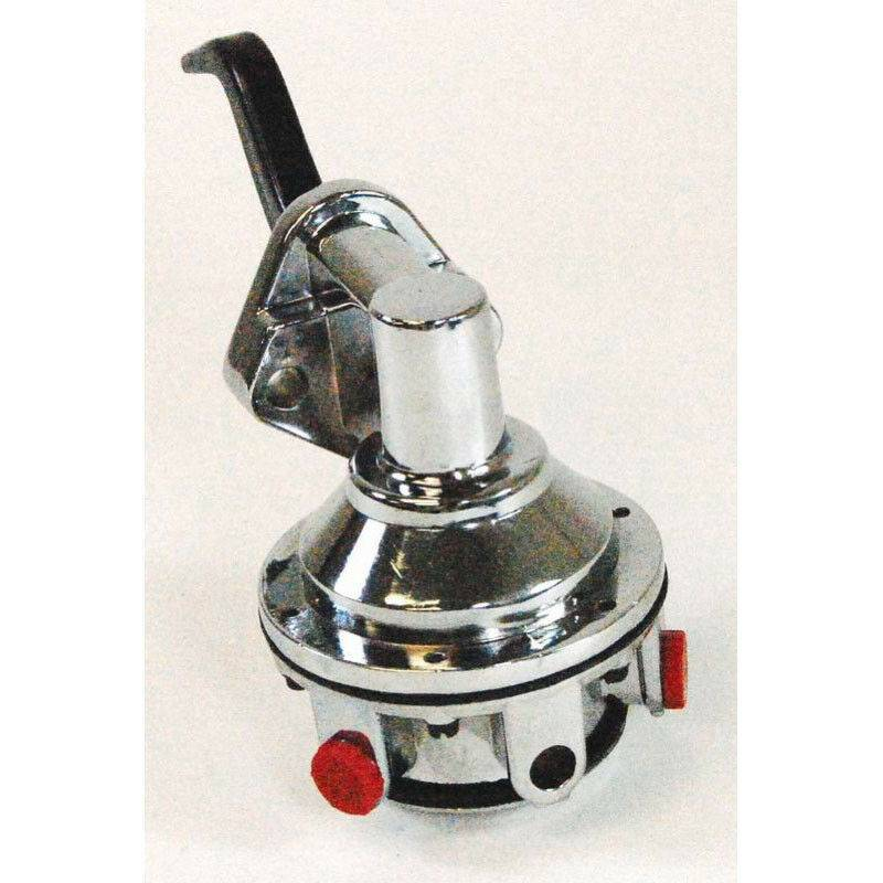 RPC - Pontiac Mechanical Fuel Pump, Chrome RPC-S2309C