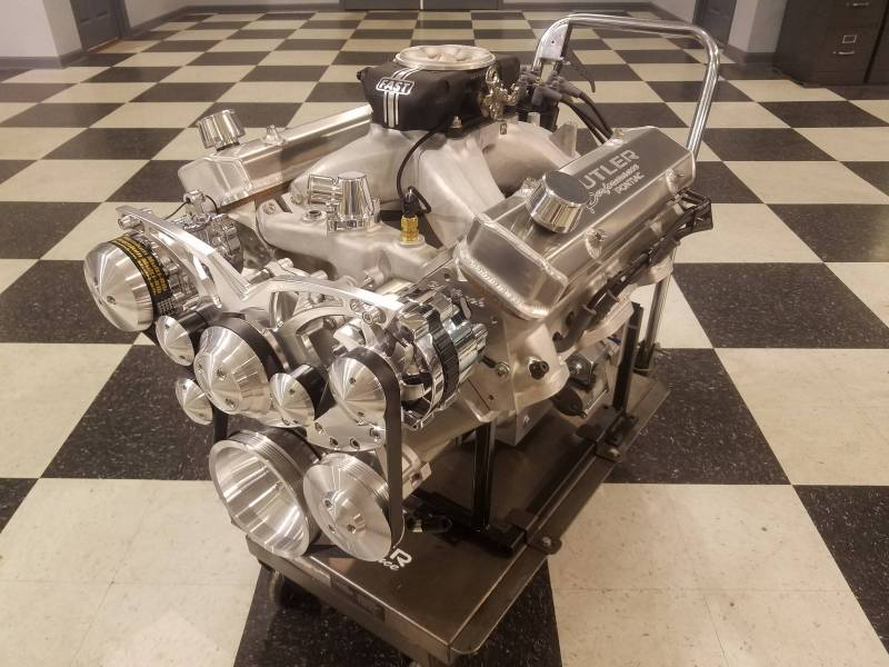 Butler Performance - Butler Crate Engine 505-541 cu.in. w/ IAII Block Turn Key EFI