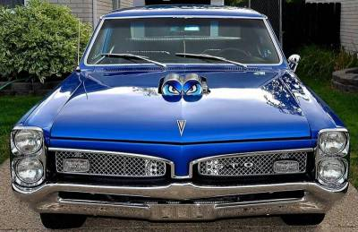 Kyle Foreman's 1967 GTO Cover