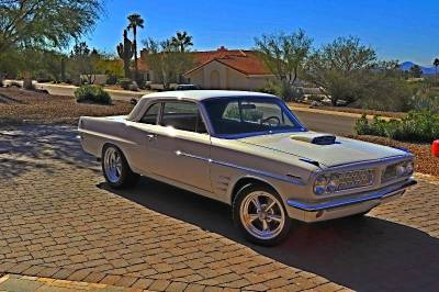 Bill Atlee's Beautiful, Show Quality 1963 Tempest Resto-Mod Cover