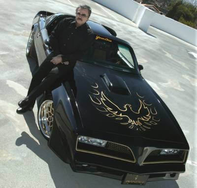 Burt Reynolds Bandit Edition Trans Am by YearOne. Cover