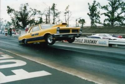 Rodney Butler's Previous 1965 GTO Cover