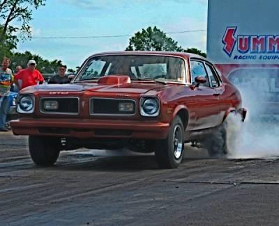 Al Dombrowski's 1974 GTO Cover