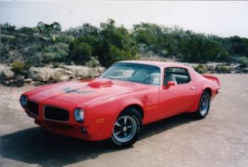 Mike Cooke's Totally Stock Appearing Trans Am Cover