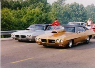 Matt & Joe Tankersley's 70 Super Gas GTO's Cover