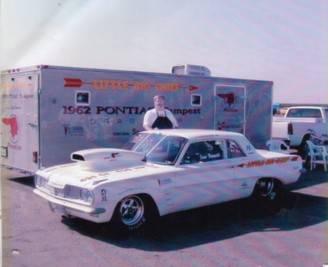 Dexter Bennett's 1962 Pontiac Tempest Cover
