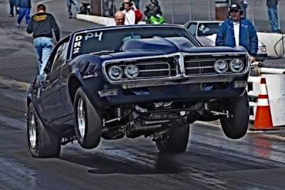 Jeff Kinsler's 1968 Firebird Street Car Cover