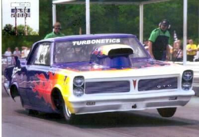 Butler Performance 1965 GTO Cover
