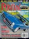 HIGH PERFORMANCE PONTIAC ARTICLE ON JIM WANGERS 1969 GTO JUDGE