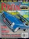 HIGH PERFORMANCE PONTIAC ARTICLE ON JIM WANGERS 1969 GTO JUDGE