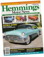 Hemmings article on Jim Wangers Edition GTO with a Butler Performance Engine