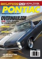 Pontiac Enthusiast Magazine article on the Six Shooter carb setup