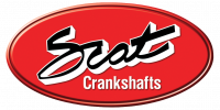 "Scat Crankshafts - Scat 4340 Forged Crankshaft, 4.250"" Stroke, 3.25"" Main, 421/428/455 Block, 2.200"" BBC RJ"