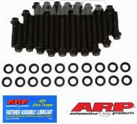 Head Bolt & Head Stud Kits - Head Bolt Kits - ARP - ARP Pontiac Round Port Head Bolt Kit for Edel RPM Early Style Heads / Manufactured Before 3-15-02 (Set) ARP190-3604