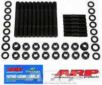 Fasteners-Bolts-Washers - Main Bolts & Studs - ARP - ARP Pontiac 4-Bolt Main Stud Kit ARP-194-5601