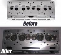 Butler/Edelbrock Ported Cylinder Heads - Edelbrock Victor Pro Port Heads - Butler Performance - Butler Performance/Edelbrock Custom 11 Degree Pro Port Cylinder Heads (Pair) BPI-11
