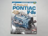 "Apparel, Decals, Books, Gift Cards - Books - Butler Performance - Pontiac Book-""How to Re-Build Pontiac V-8s"" *UPDATED* by Rocky Rotella BPI-SA200"