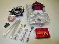 F.A.S.T. EFI SYSTEMS - TUNABLE EFI - XFI Sportsman • XFI 2.0 - Butler Performance - Butler Performance FAST/Edelbrock Custom XFI Multi-Port Kit