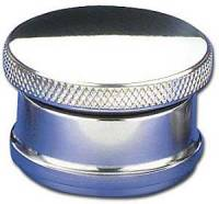 Billet Specialties - Billet Specialties Oil Fill Cap- Screw In w/o-ring, Aluminum Weld In Bung BSP-24110 - Image 1