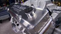 Billet Specialties - Billet Specialties Oil Fill Cap- Screw In w/o-ring, Aluminum Weld In Bung BSP-24110 - Image 2