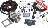 F.A.S.T. EFI SYSTEMS - SELF TUNING EFI - EZ-EFI • EZ-EFI 2.0 - F.A.S.T. - FAST EZ-EFI 2.0® Self Tuning Engine Control System • Carb-to-EFI Master Kit (Inline Pump) FAS-30402-KIT