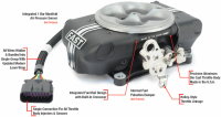 F.A.S.T. - FASTEZ-EFI 2.0® Self Tuning EFISystemw/CompleteInline Fuel System FAS-30402-KIT - Image 3