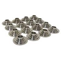 Camshaft & Valvetrain Components - Valve Stem Retainers & Locks - Comp Cams - Comp Cams Titanium Retainers for Triple Springs CCA-735-16