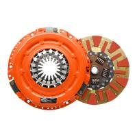 "Centerforce - Centerforce 10.4"" X 26 Spline Dual Friction Clutch & Pressure Plate Kit CFO-DF-161675"