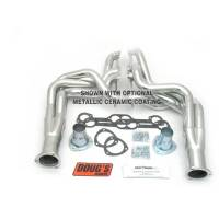 "Doug's Headers - Doug's Headers 2"" 4-Tube Full Length Round Port Headers Pontiac Firebird 400-455 70-74 Raw Steel DHE-D523R"