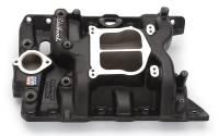 Intakes & Accessories - Edelbrock Intakes - Edelbrock - Edelbrock Performer IntakeManifold, Black, PONTIAC 326-455 V8 EDL-21563