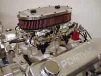 Edelbrock - Edelbrock Dual-Quad Pontiac Intake Manifold EDL-5450 - Image 2
