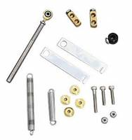 Edelbrock - Edelbrock 2X4 Throttle Linkage for #5450 EDL-7094