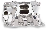 Intakes & Accessories - Edelbrock Intakes - Edelbrock - Edelbrock Performer RPM Pontiac Intake Manifold, EnduraShine EDL-71564