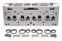Edelbrock - Edelbrock Pontiac 12.6 Degree Valve Angle Victor Bare Pro Port Cylinder Heads *PUSHROD DELETE* (Pair)  EDL-77839-2 - Image 2
