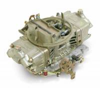 Holley Carburetors - Double Pumper - Holley - Holley 700 CFM Double Pump Carb - Chromate Finish HLY-0-4778C