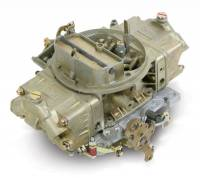 Holley Carburetors - Double Pumper - Holley - Holley 800 CFM Double Pump Carb - Chromate Finish HLY-0-4780C