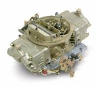 Holley Carburetors - Double Pumper - Holley - Holley 850 CFM Double Pump Holley Carb - Chromate Finish HLY-0-4781C