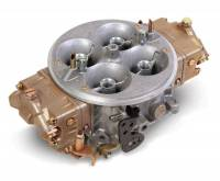 Holley Carburetors - Dominator - Holley - Holley 1050 CFM Dominator Carb -1 x 4 Gas Dichromate Finish HLY-0-8896-1