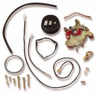 Carburetors & Carb Accessories - Carb Accessories - Holley - Holley Electric Choke Kit- External Vacuum for Holley Carbs