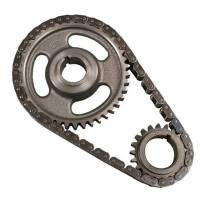Camshaft & Valvetrain Components - Timing Chains and Sets - Melling - Melling Pontiac OE Timing Chain Set MEL-3-350S