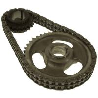 Camshaft & Valvetrain Components - Timing Chains and Sets - Melling - Melling Standard Double Roller Timing Set MEL-40408