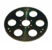 Meziere Enterprises - Meziere Pontiac 166-Tooth True Billet Flexplate, External Balance - SFI 29.2 MEZ-FP303